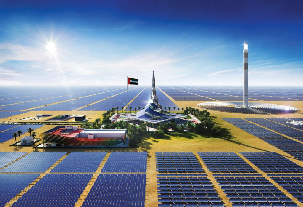 Sustainability in power plants for electric cars