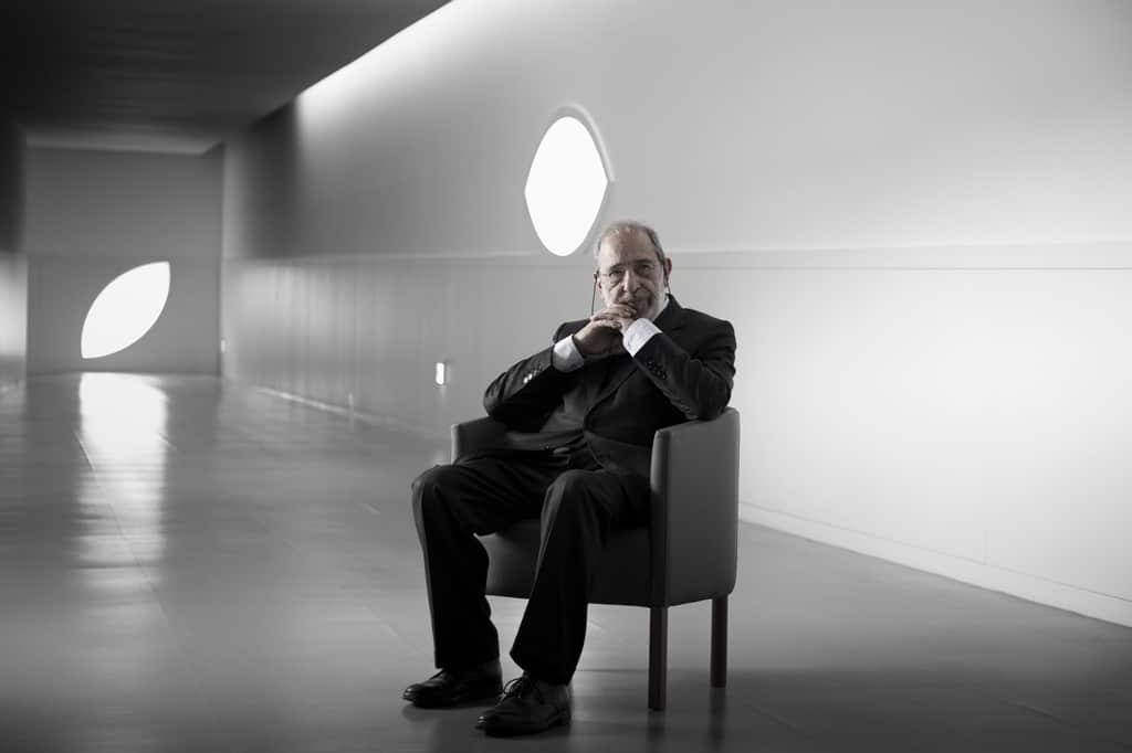 Alvaro Siza... Clarity and simplicity in architectural designs