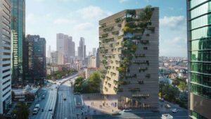 RMJM Milano wins Sanko headquarters design competition in Turkey