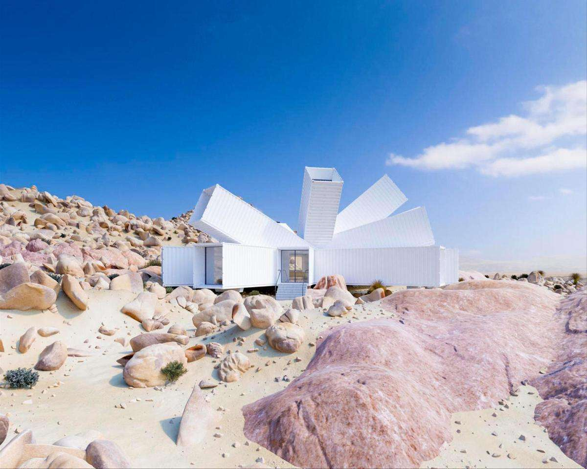 """""""Hawks Nest"""" by Andros Architects in Greece"""