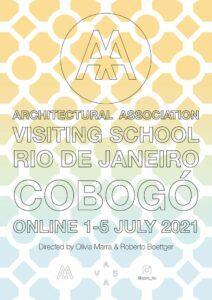 زيارة جمعية الهندسة المعمارية لجامعة ريو دي جانيرو