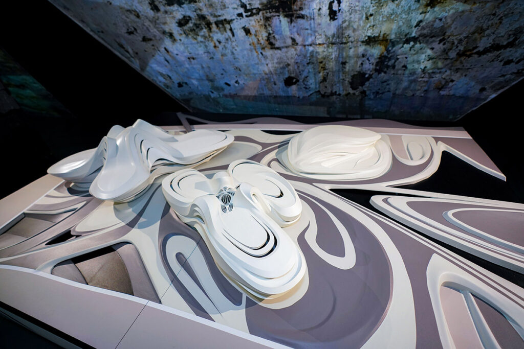 The Museum of Modern Art showcases the work of architect Zaha Hadid in a retrospective