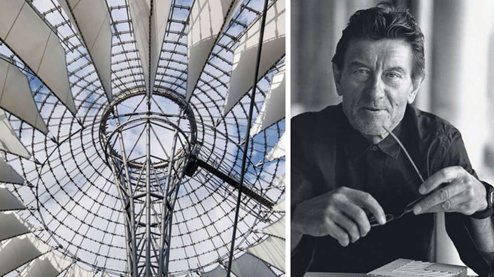Helmut Jahn exhibition of life and architecture
