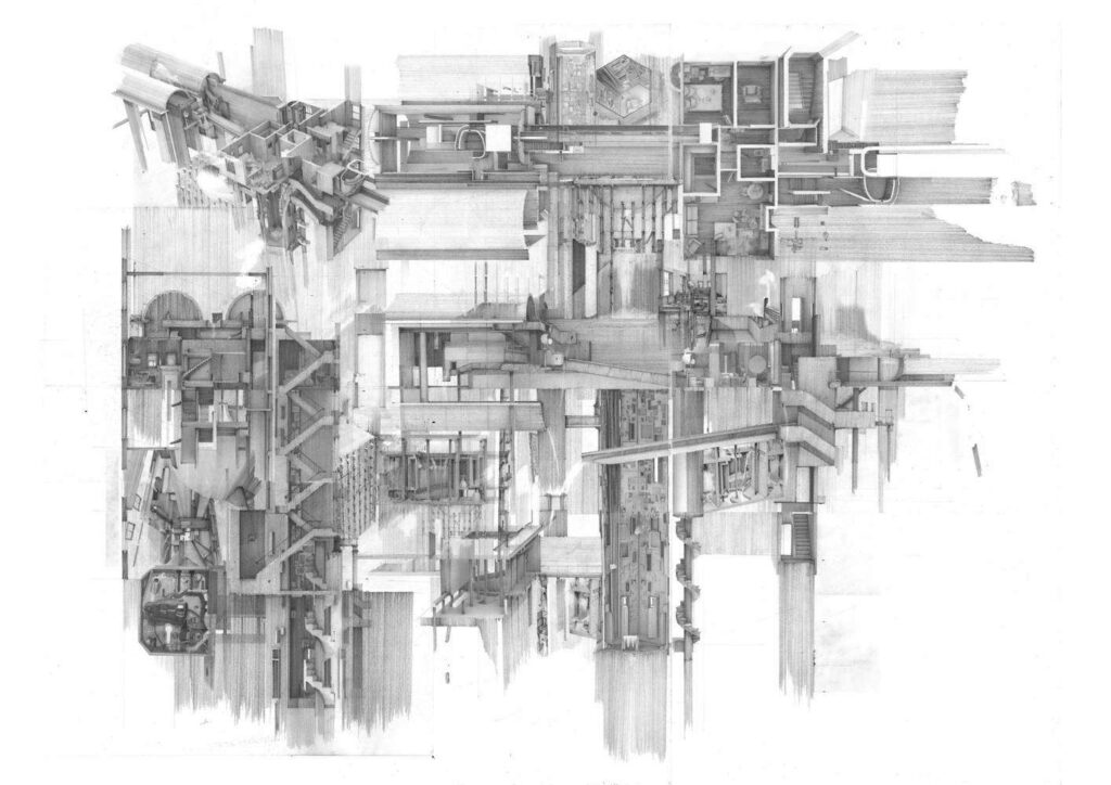Entries for The Architecture Drawing Prize 2021 Are Now Open
