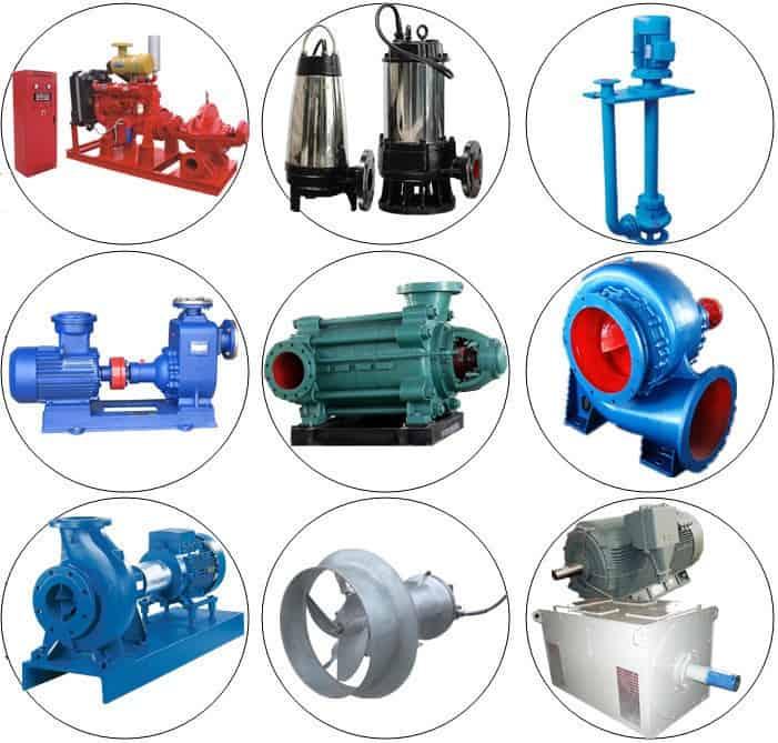 أنواع مضخات الماء الخاصة بالخزانات الارضية و طرق تركيبها