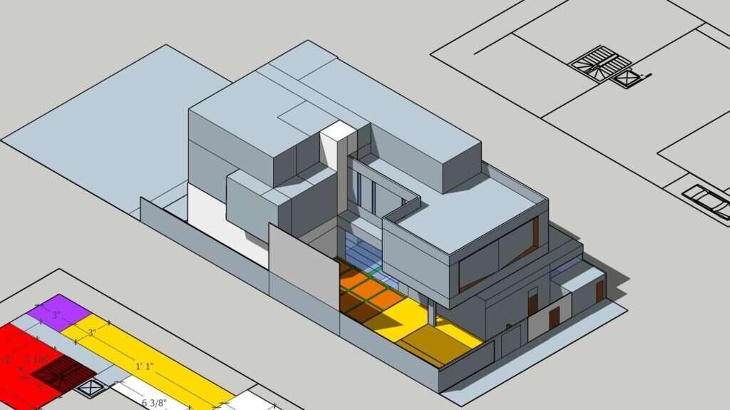 Print buildings