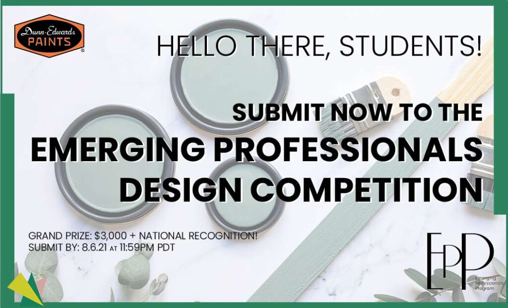 Commercial Design Competition for Students