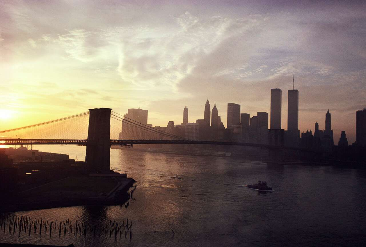 The Towers of the WTC: 51 Years of Photographs by Camilo José Vergara