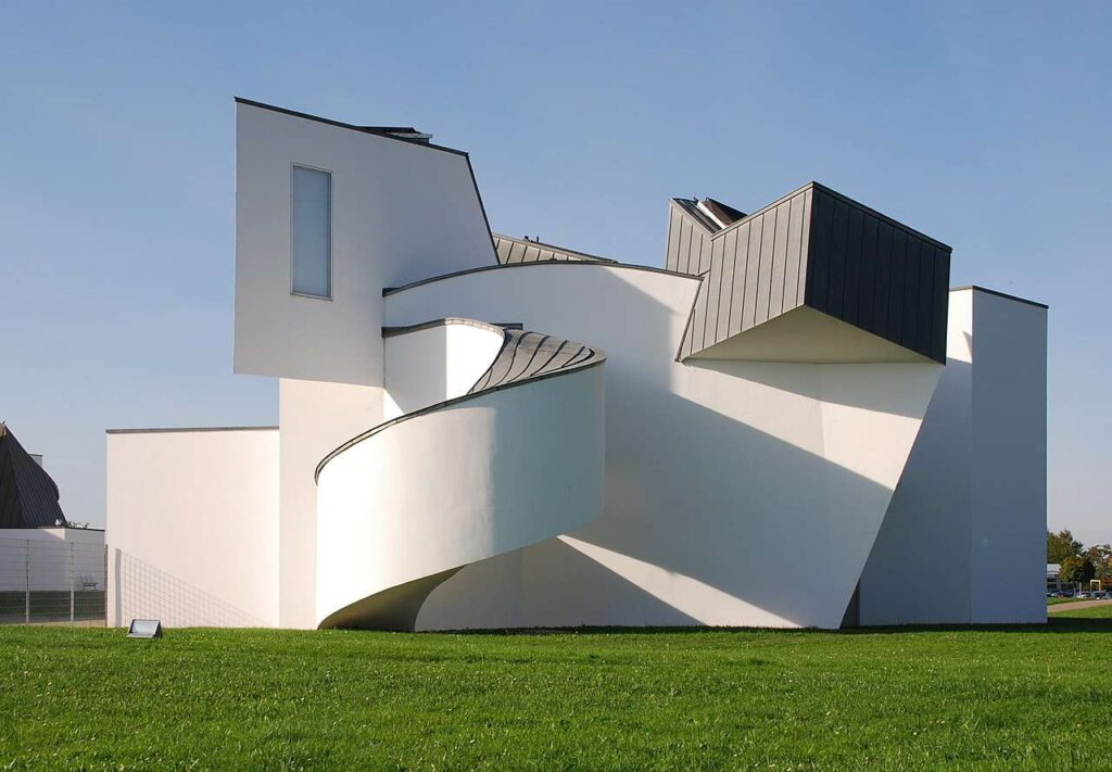 Topology in architecture