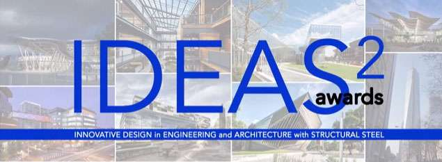 Innovative Design in Engineering and Architecture with Structural Steel (IDEAS2) Awards