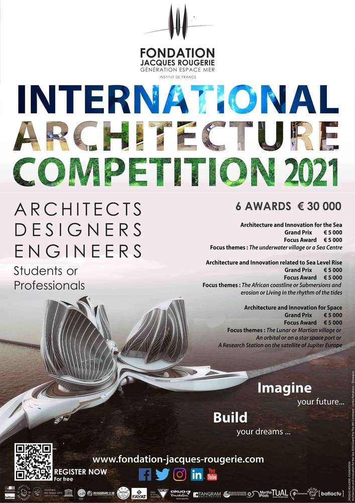 International Architecture Competition - Sea & Space
