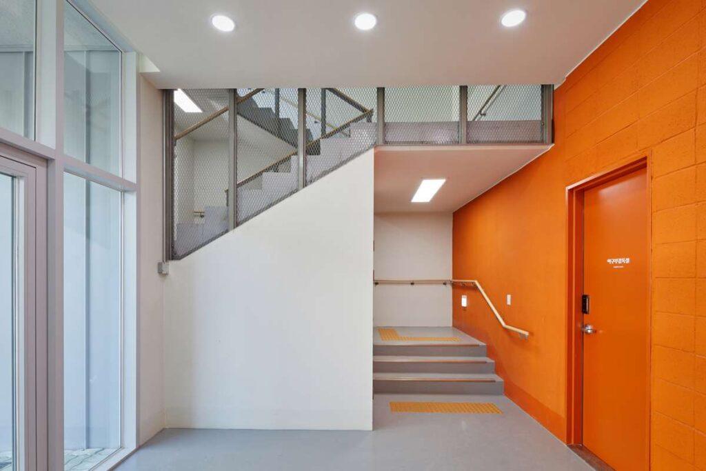 فوز  IDAR Architects بمسابقة تصميم قاعة متعددة الأغراض بالمدارس