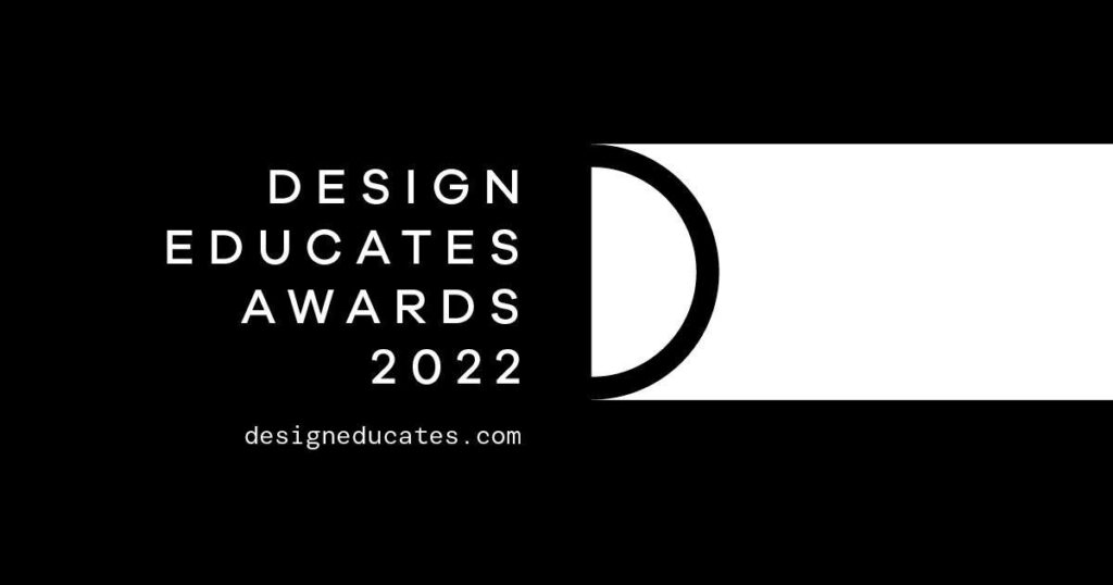 Call for Submissions: Design Educates Awards 2022